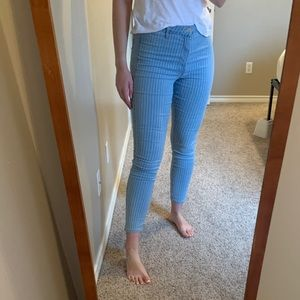 H&M striped jeggings - 32